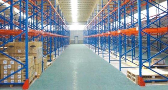 仓储货架种类