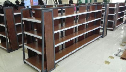 钢木仓储货架