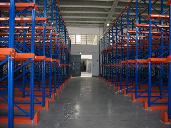仓储货架的类型
